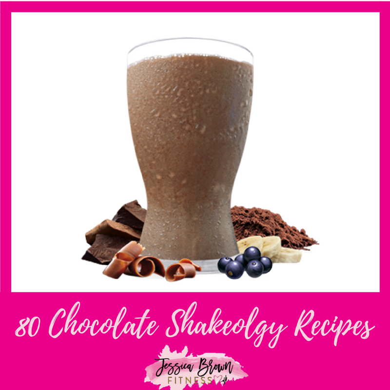 80 Chocolate Shakeology Recipes