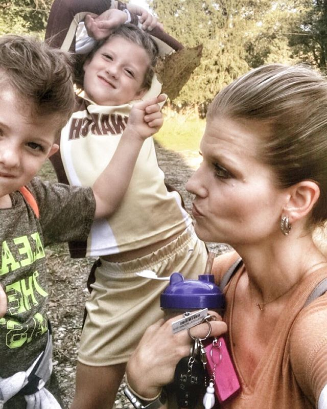 Picture one: Let's take a picture!  Picture two: I'll give you a sucker if you smile pretty! 😂🙌🏼 #noshameinmybribegame . . . . #mombribes #myloves #justmissingone #myworld #myreason #mywhy #letthembelittle #ohheymomma #momlife