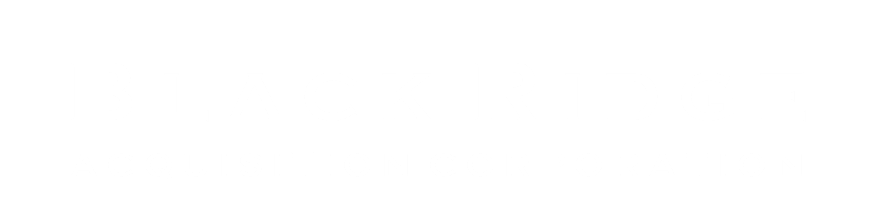 Black Ridge Acquisition Corporation