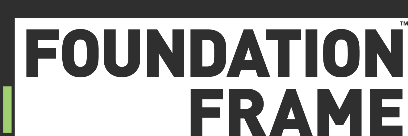 Foundation Frame - Modern, Environmentally Friendly Foundations