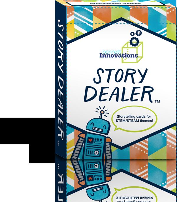 Story Dealer Game