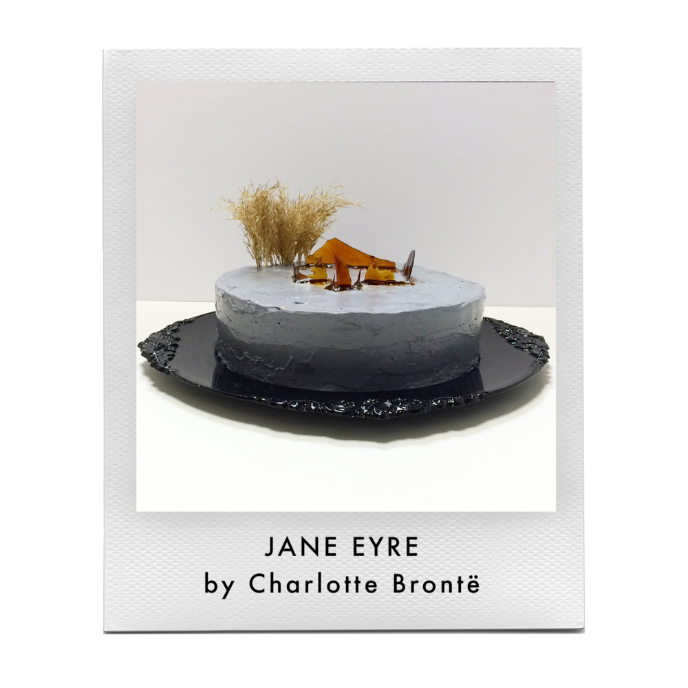 Jane Eyre as Cake