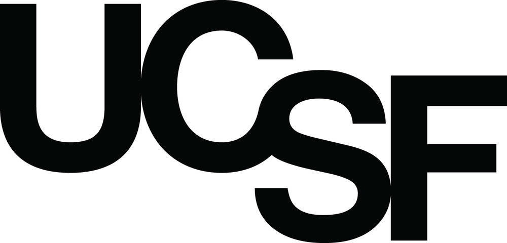 UCSF logo in black