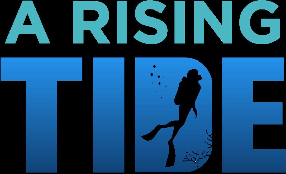 A Rising Tide Logo