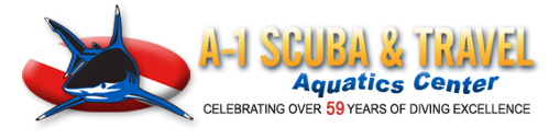 A-1 Scuba and Travel Logo