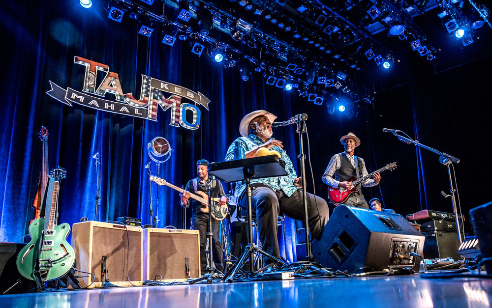 TajMo @ The Ryman