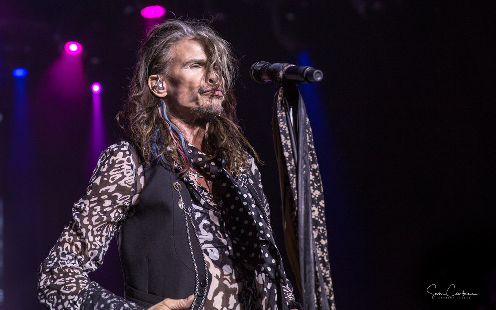 Steven Tyler @ The Wild Horse Saloon