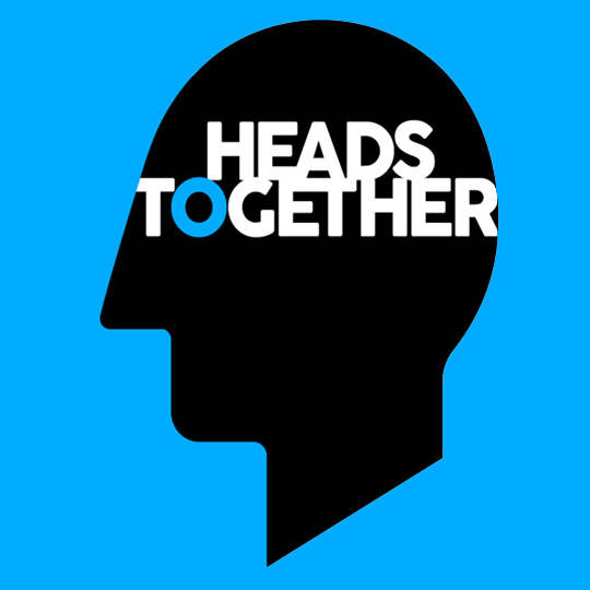 HEADS TOGETHER - Campaign aim to end stigma about mental health. The campaign is spearheaded by the Royal Family