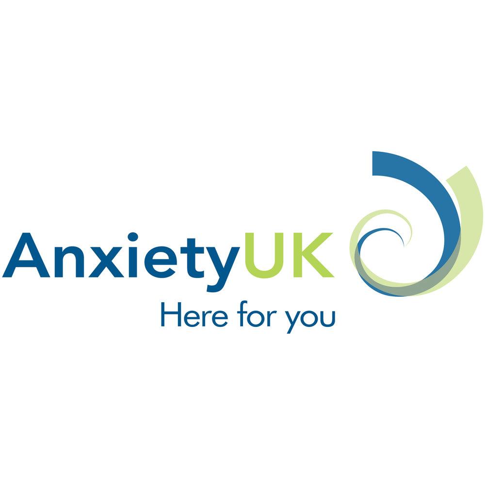 ANXIETY UK -