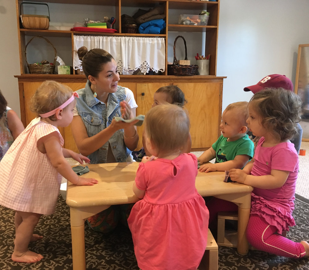 Newburyport Baby Classes Harmony Natural Learning Center