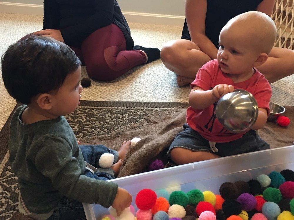 12-to-18-month Toddler Class Newburyport Mommy and Me Class Newburyport