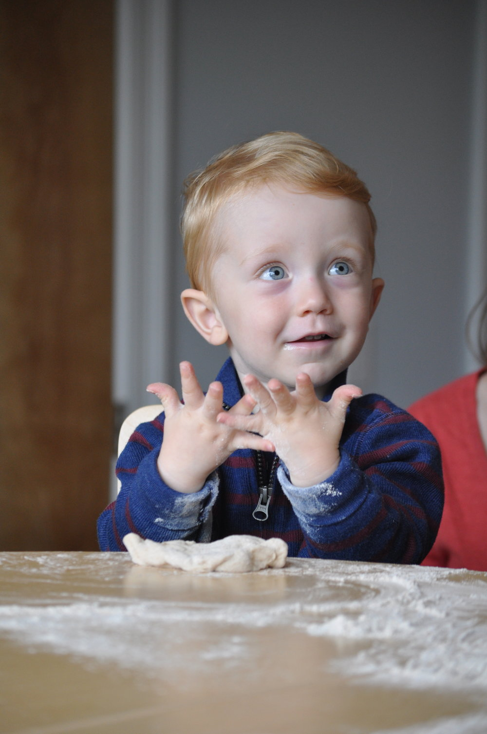 Newburyport Toddler Breadmaking Class