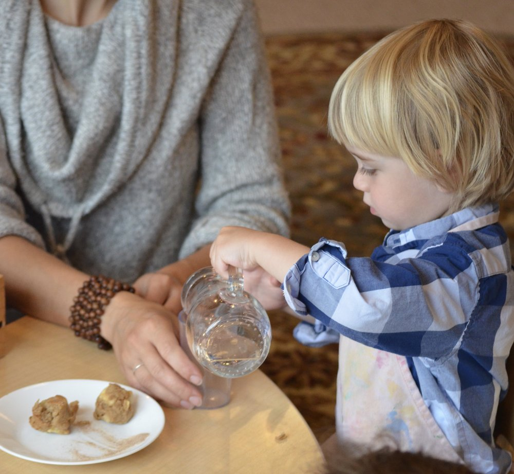 Newburyport Toddler Cooking Class