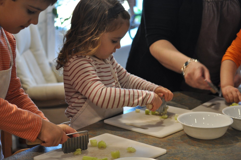 Newburyport Kids Cooking Class Toddlers