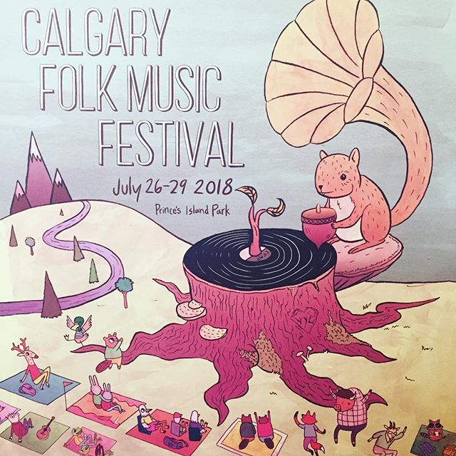 Happy Calgary Folk Fest everyone! Show us your pass or ticket and receive 10% off you purchases when you spend over $25. #craftbeeryyc #drinklocalyyc #drinkalberta #beltlineyyc #downtownyyc