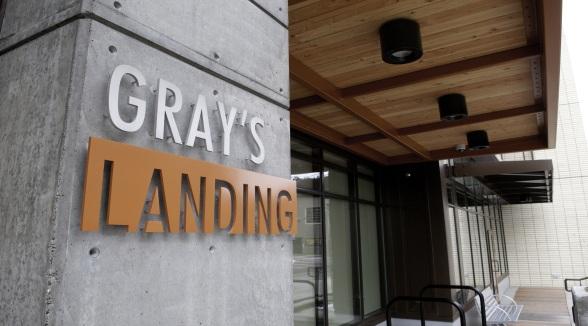 Gray's Landing