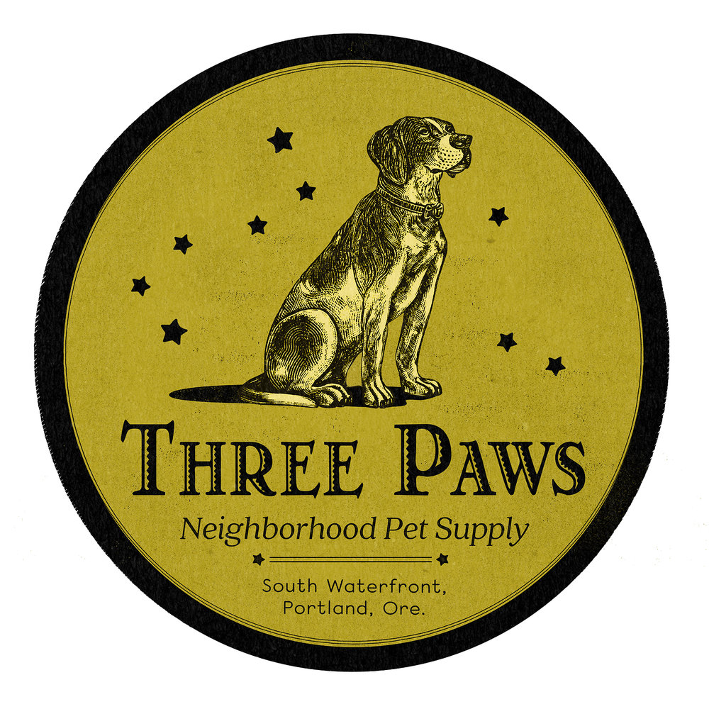 Three Paws Pet Supply | 503-719-5204
