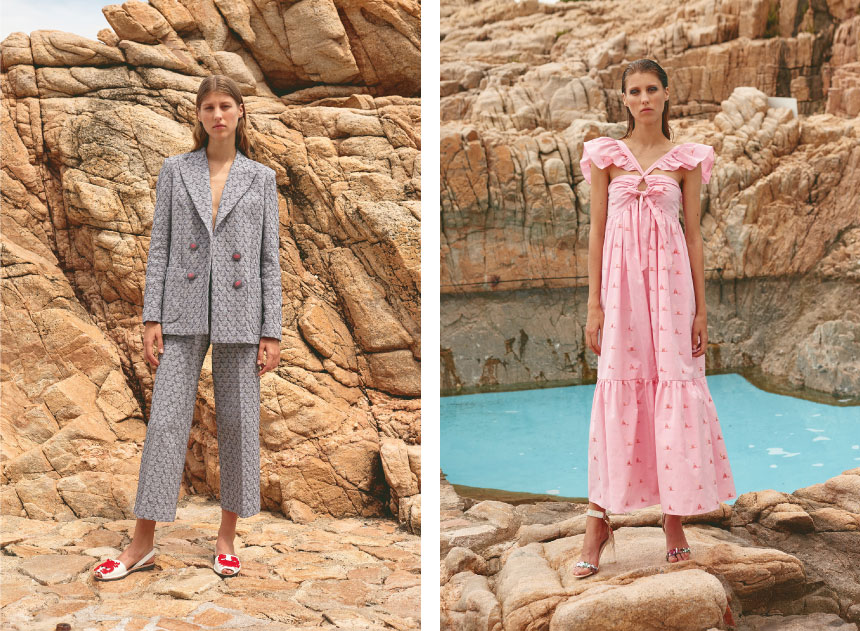 RESORT-19 - PREVIEW THE''ARA VA DE BO'' COLLECTION