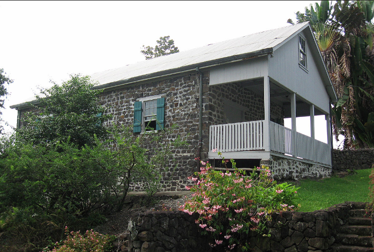 Greenwell Store, Built 1870;  Source