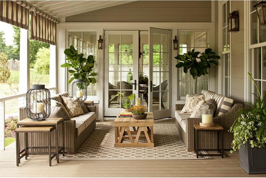 Anne White Interiors Blog | the perfect porch