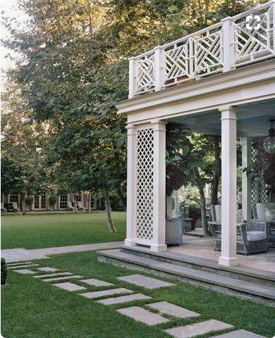 the perfect porch