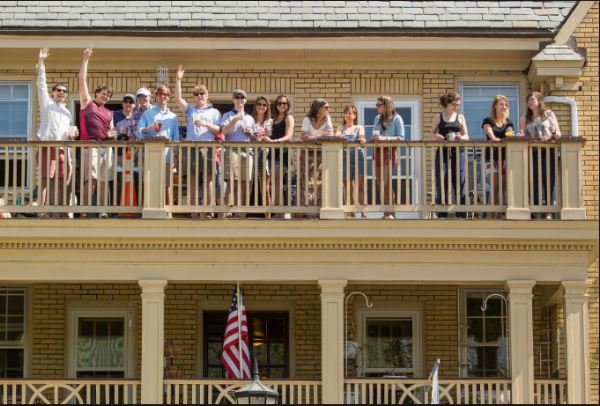 10 tips for a great porch party
