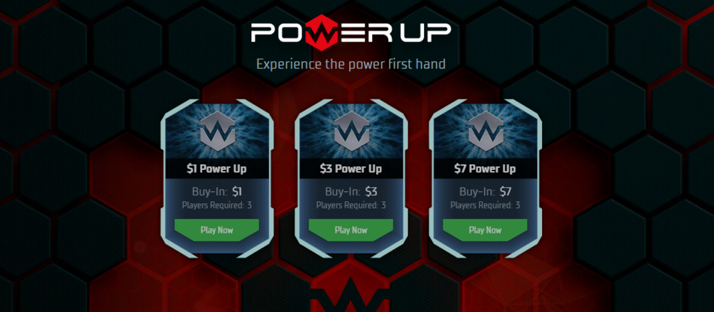 Power Up PokerStars Stakes