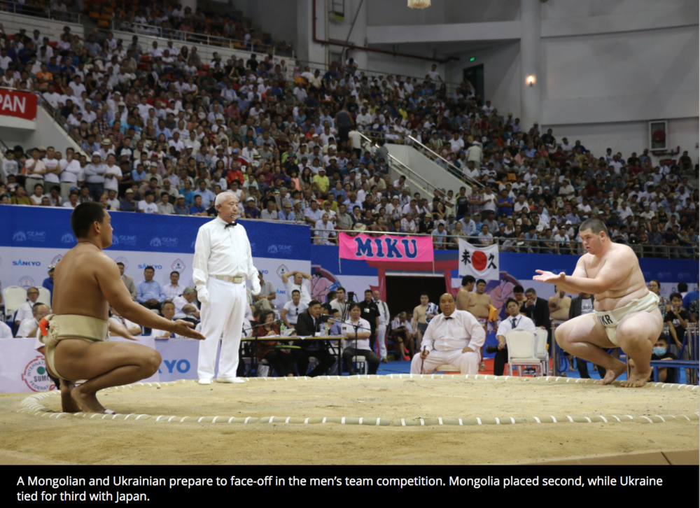 World Sumo Championships, Photo StoryThe Diplomat -