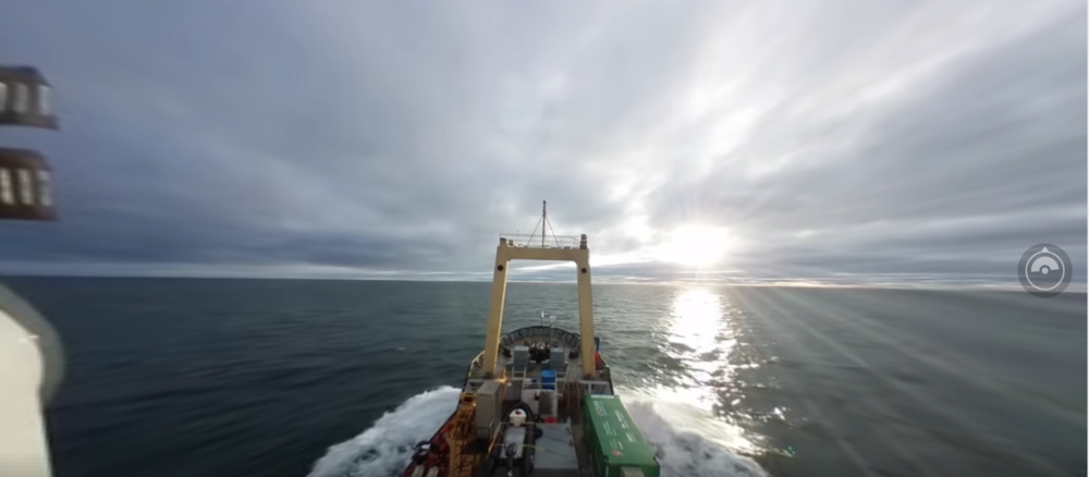 Beaufort Sea   Canada C3 Expedition: Producer, Videographer & Editor