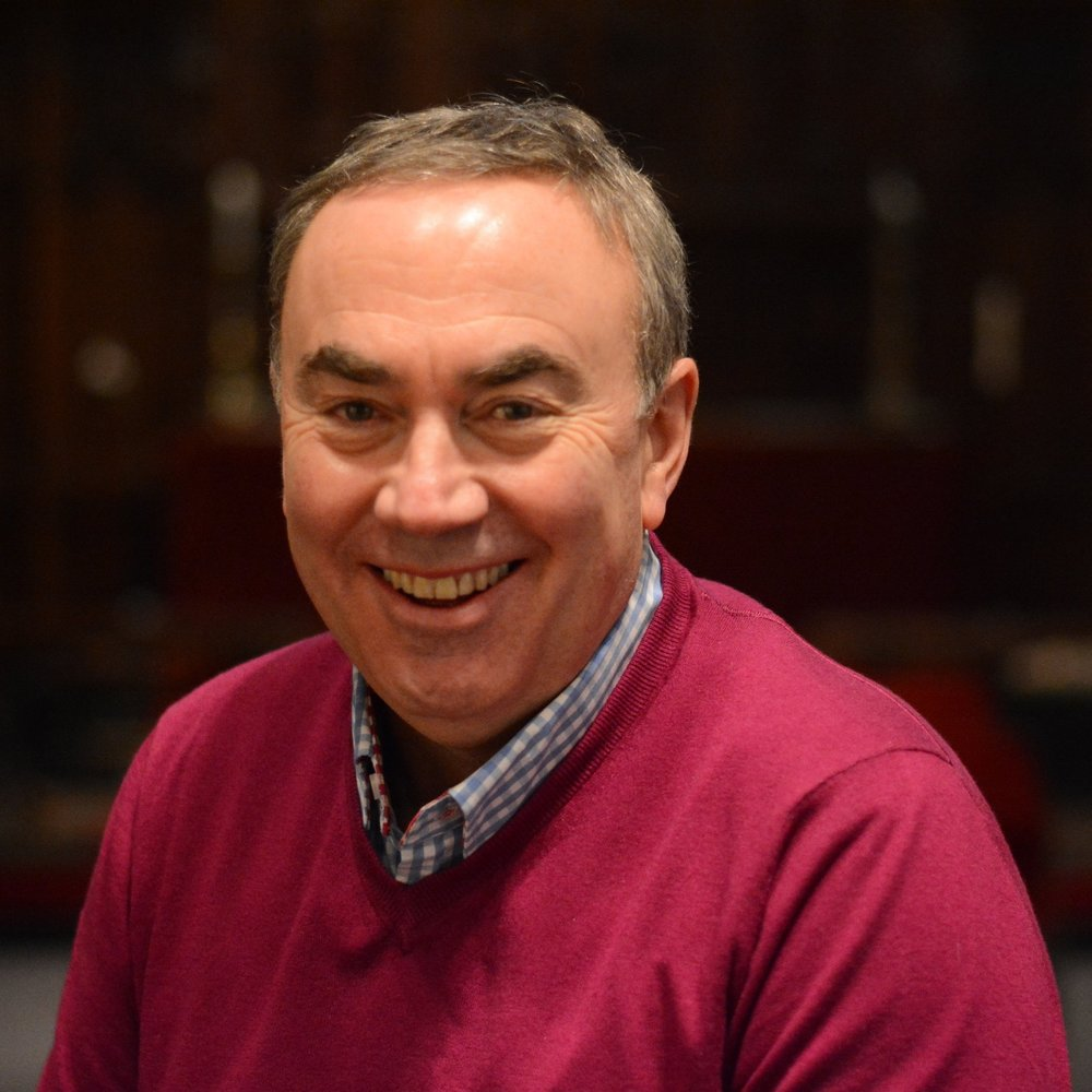 Dave Richards, Rector (Sun-Thurs)