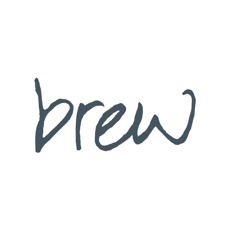 Copy of brew, Identity, Logo