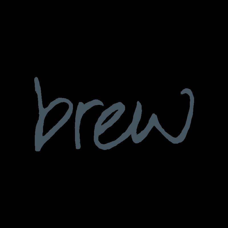 brew, Identity, Logo