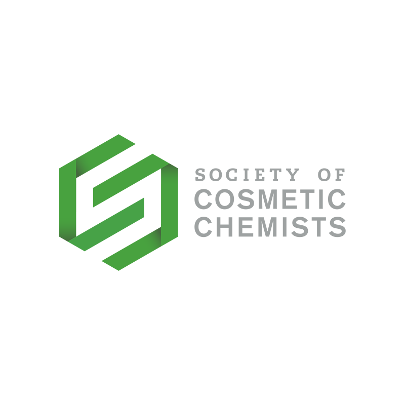 Copy of Copy of Copy of Society of Cosmetic Chemists, SCC, Identity, Logo