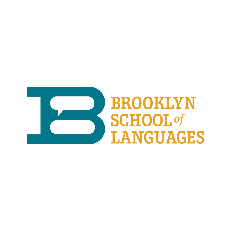 Copy of Brooklyn School of Languages, Identity, Logo