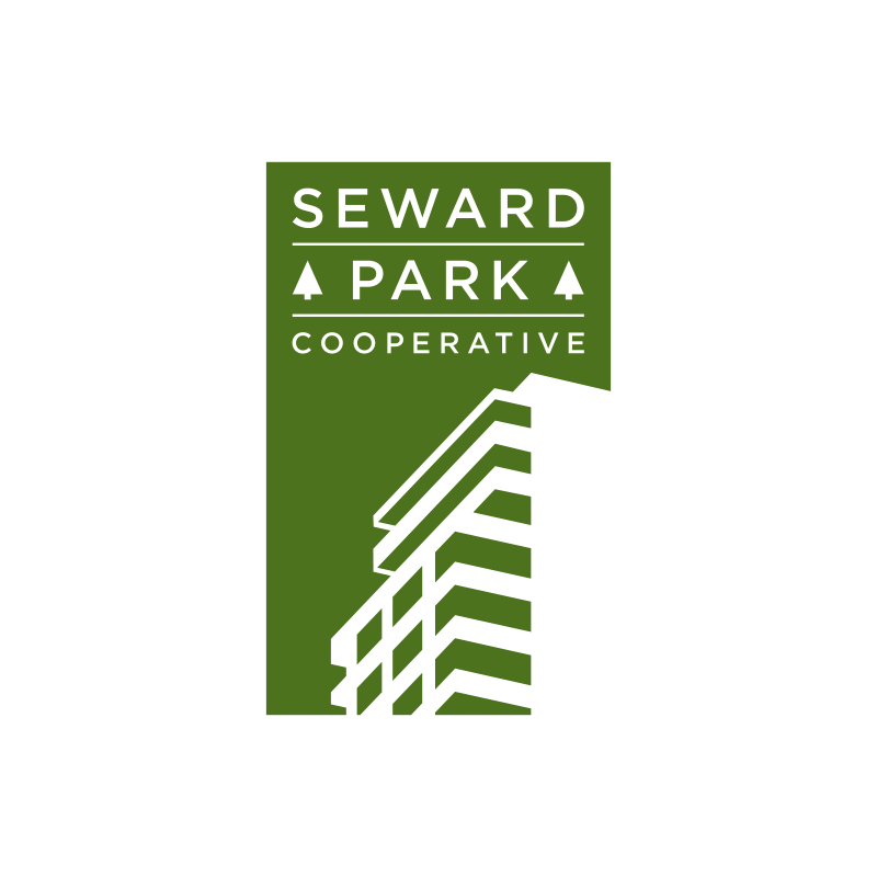 Copy of Copy of Copy of Seward Park Cooperative, Identity, Logo