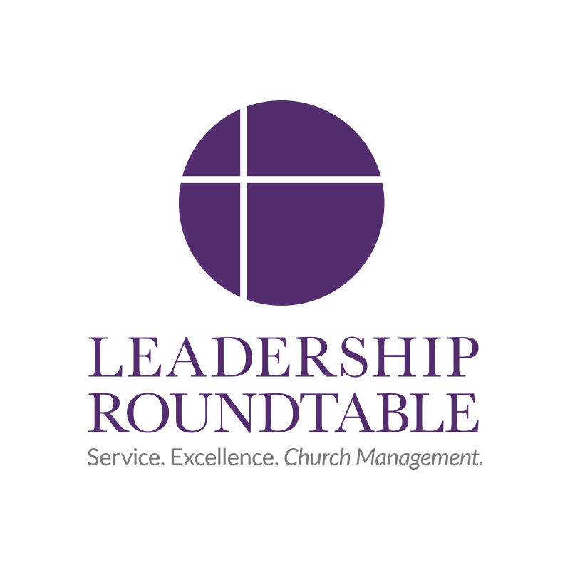 Copy of Leadership Roundtable, Identity, Logo
