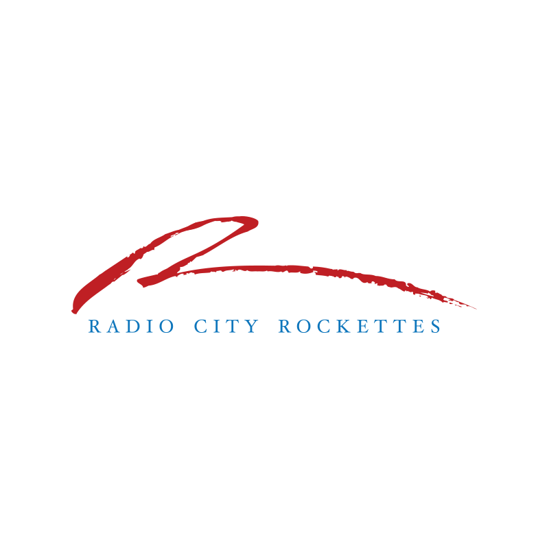 Copy of Radio City Rockettes, Identity, Logo