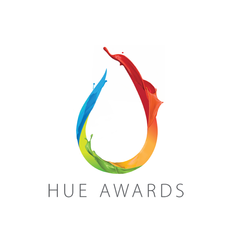 Hue Award, Identity, Logo