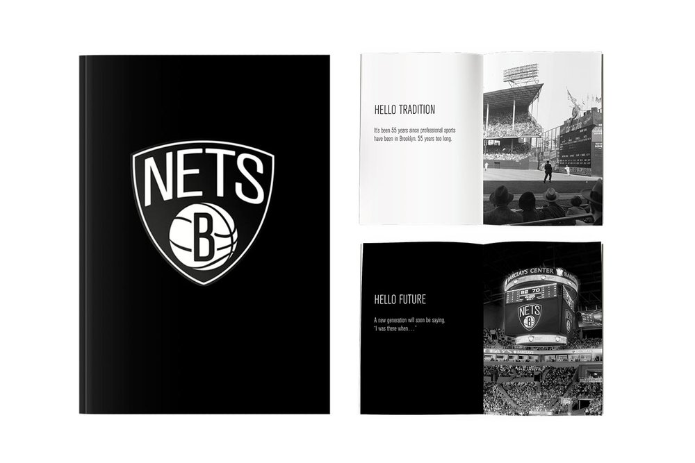 Nets, Print, Booklet