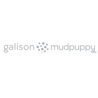 galison mudpuppy Logo