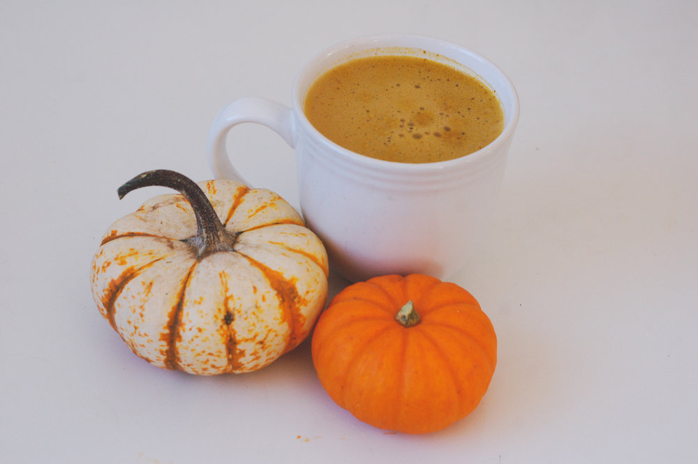 Paleo Pumpkin Spice Latte - Rooted in Healing