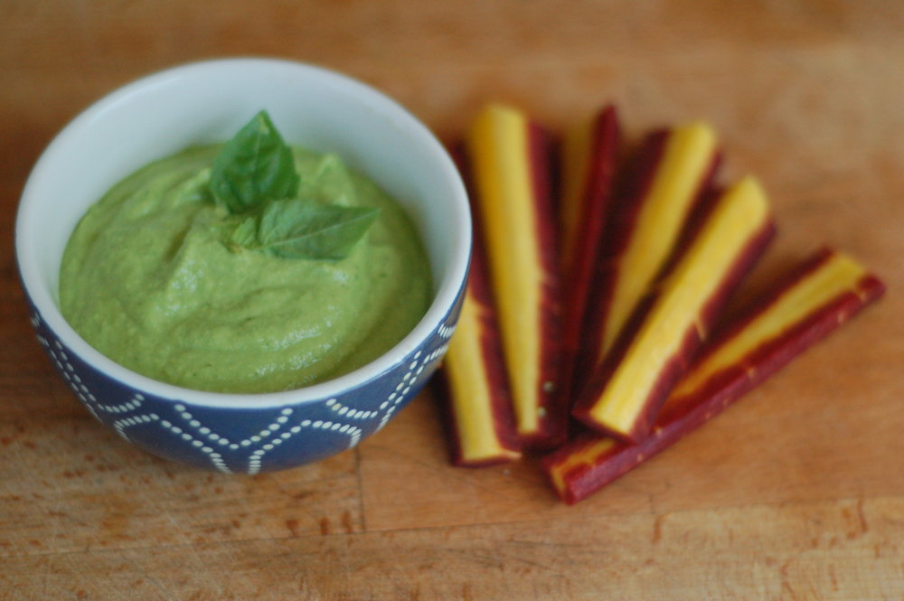 Easy AIP Pesto