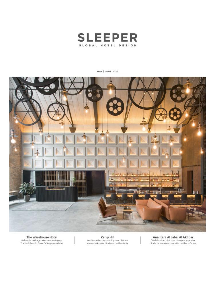Sleeper — May 2017