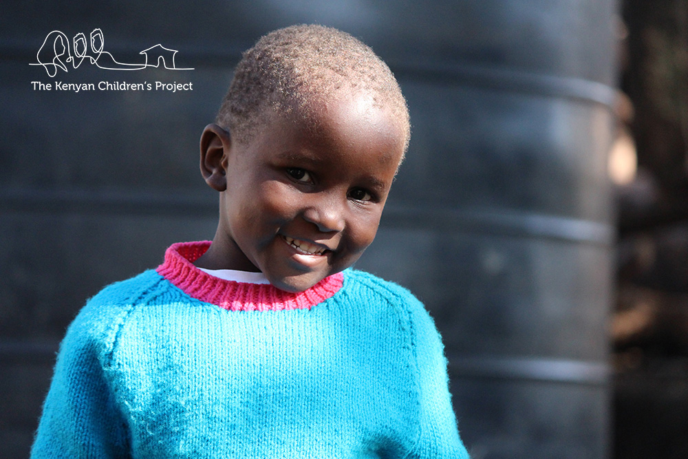 30% of every purchase is donated to The Kenyan Children's Project to enable the rescue & support of vulnerable children -