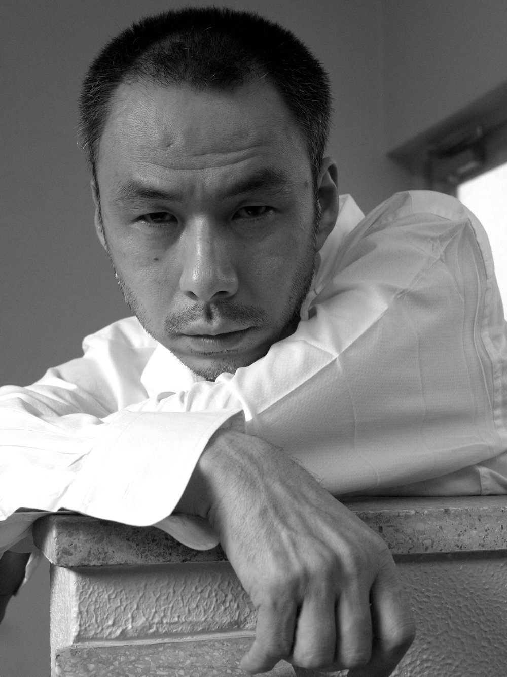 Koichi Imaizumi   Koichi Imaizumi began his career in 1990 as an actor in the pink film (Japanese romantic porn film) industry. He made his first gay film in 1999, and since then has consistently been making gay films on an independent basis. Japan has very few filmmakers dealing with the issues of sexual minorities giving Imaizumi a unique position in the independent film scene, serially producing films with dramatic contents.