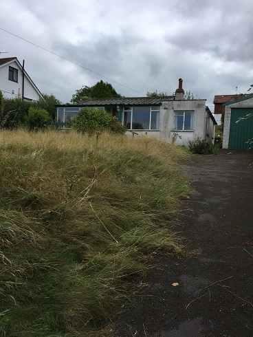 New Build Land Development - Andrew Minto Architecure - Hillcrest Road Portishead - Exiting.jpg