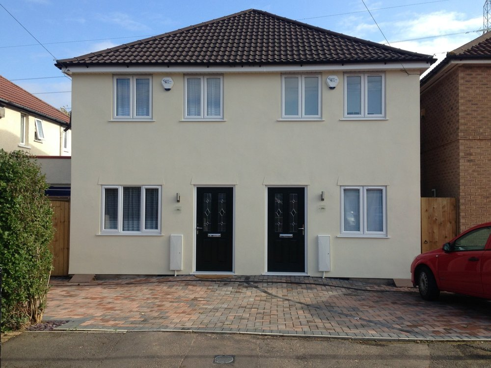2 New-build homes - Bristol, Wordsworth Road