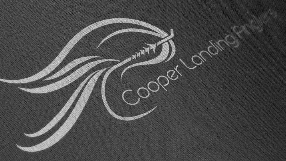 Cooper Landing Anglers Logo Design