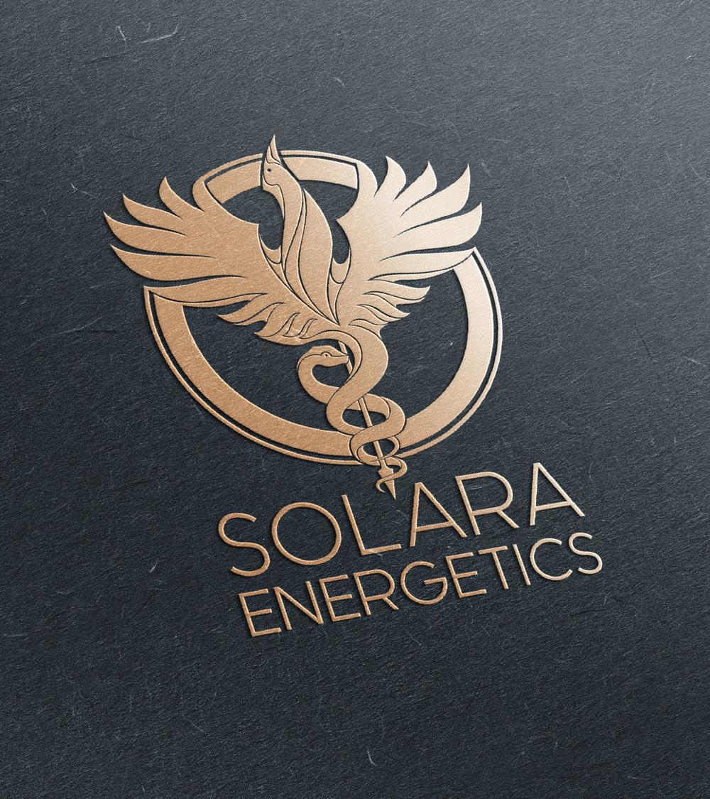 Solara Energetics Logo Design