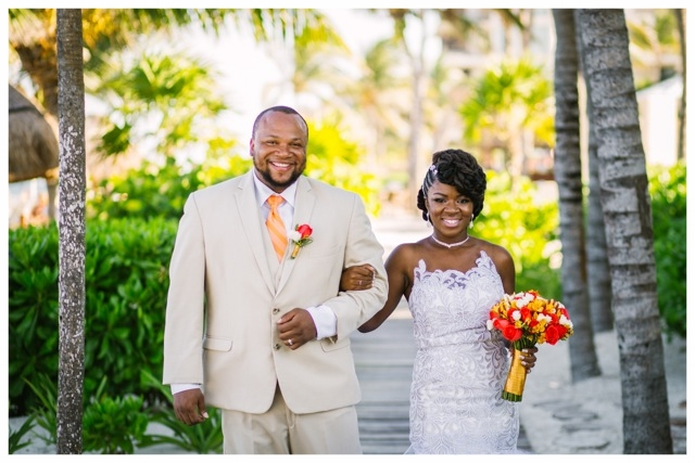 Event Passion Destination Weddings - view the Robertson's vow renewal